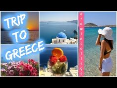 How to Stay Healthy While Traveling (GREECE) | Raw in College - YouTube