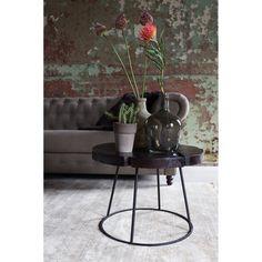 Dutchbone Vintage Kraton bijzettafel - Vintage tafels - Tafels | Zen Lifestyle