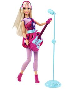 Barbie : I Can Be : Popstar <3