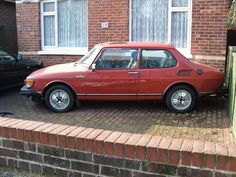 Saab 99 Turbo Project car Bournemouth SOLD (1981) on Car And Classic UK [C220287]