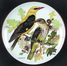 TirschenreuthBand's Songbirds of Europe: Golden Oriole - Artist: Ursula Band