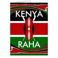 #Hakunamatata #Safari #Lovely #Shield #Color #Gifts #Greeting Card Vertical Template