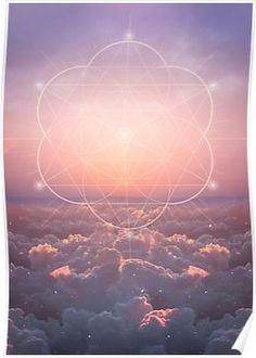 The Sun Is But A Morning Star (Mono Geometric Sunrise) Art Print by soaringanchordesigns Sacred Geometry Art, Sacred Art, Sirius Star, Sunrise Colors, Geometric Star, Geometric Patterns, Morning Star, Star Art, Framed Art Prints