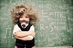 ★♥★ Baby Einstein delights us!  ★♥★  A kid couldn't ask for a better role model! science theory  #Humorous