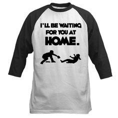 Clever Fastpitch Softball T-shirt