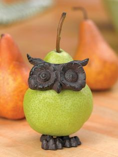 Owl Fruit Decorators