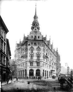 Hotel Paris Prague - History