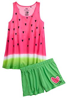 Watermelon Pajama Set