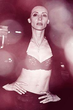 Model: Simona Agostini - Italy