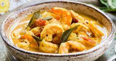 Préparez un délicieux curry de crevettes à la citronnelle et à la mangue ! Desserts For A Crowd, Fun Desserts, Meal Prep, Clean Eating, Easy Meals, Food And Drink, Favorite Recipes, Yummy Food, Healthy Recipes