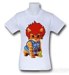 Thundercats Baby Lion-O T-Shirt.... meWOW
