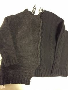 hello and welcome to la collectionneuse. High Fashion, Mens Fashion, Cable Knit Jumper, Fish Man, New Wardrobe, Knitting Designs, New Look, Knitwear, What To Wear