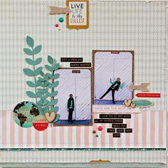 Happy are We: July at Scraptastic