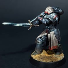 Dark Angels, Warhammer 40k Miniatures, Angel Art, Warhammer 40000, Space Marine, Art Model, Emperor, Marines, Characters