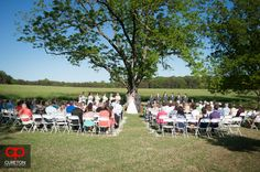 The meadow at Lenora's Legacy. Jessica + Taylor's wedding.