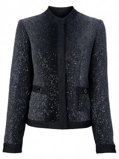 BLUMARINE Sequined Jacket by Blumarine  $825