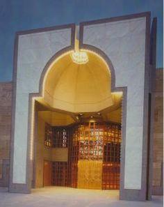 ismaili center interior design - Google Search