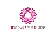 Logo Design voor Hortichain Flower Solutions Logo Design, Logos, Flowers, Logo, Royal Icing Flowers, Flower, Florals, Floral, Blossoms