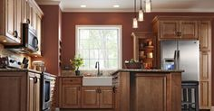 ginger maple kitchen cabinets kraftmaid willow cabinets cottage kitchen ideas 15800