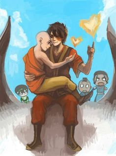 Avatar the last airbender hookup quiz