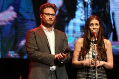 Seth Rogen's wife opens up about #Alzheimer's