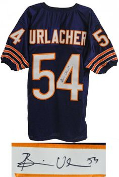 1000+ images about Chicago Bears Autographs & Sports Collectibles ...