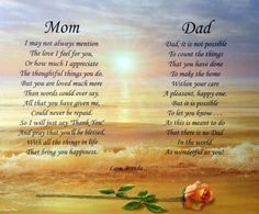 Memory Father Poems And Quotes