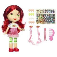 Strawberry Shortcake Doll 2