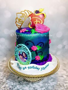 Niquas Baking Addiction Custom Cakes And Gourmet Pastries A Premier Provider Of 10 Birthday Cake10th