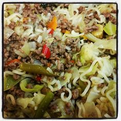 EmailTweet 19 Full-screen Easy Chow Mein Mince September 13, 2015 Easy Chow Mein 0 0 5 0 Prep: 10 mins Cook: 5 hrs 10 mins 5 hrs 5 hrs 10 mins Yields: 4 Ingredients500g beef minced 1 onion, diced 250g Frozen stir fry veges 1/4 cabbage, shredded 2 pkts 2 min noodles, chicken flavour 1 …