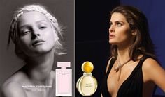 Find your perfume, according to your sign!  Narciso Rodriguez for Her Eau de Parfum or Goldea, Bulgari for Capricorn