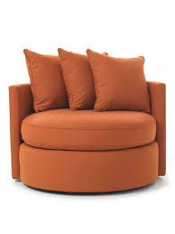 American Leather Marshall Swivel Chair | Ambiente Modern Furniture ...