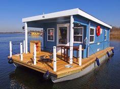 Hausboot BunBo 1000L