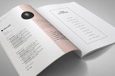 Graphic Design Portfolio Template - Brochures - 4