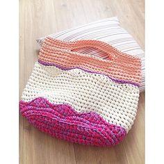 Bag crochet - bolsa de crochet