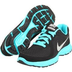 Nike - Air Relentless (Black/Burnt Turquoise/Vivid Grape/Metallic Silver) - Footwear, $65.00 | www.findbuy.co