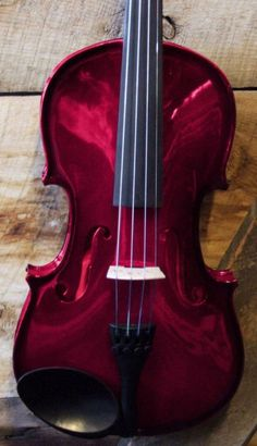 Red violin... similar to the famous one at Chatsworth...