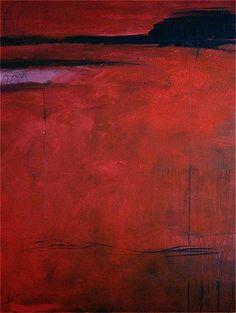 Abstraktes rotes Bild, Titel: Etappen der Liebe. Lassen Sie sich ein personalisiertes ähnliches Bild von mir anfertigen. Viele Farben, ein Konzept! Sofort zum aufhängen!