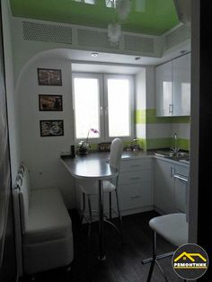 Discover inspiration for your Small kitchen remodeling in small spaces, upgrade with ideas for storage, gadget, organization, layout and decor. Kitchen Room Design, Interior Design Kitchen, Kitchen Ideas, Diy Kitchen Accessories, Small Modern Kitchens, Kitchen Small, Diy Interior, Apartment Design, Design Case