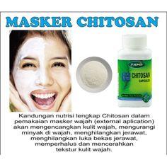 Masker Jerawat Cihitin Chitosan