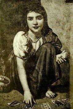 photo of gypsy and tarot cards Gypsy Girls, Gypsy Women, Gypsy Life, Gypsy Soul, Gypsy Fortune Teller, Fortune Telling Cards, Vintage Gypsy, Vintage Beauty, Gypsy Caravan