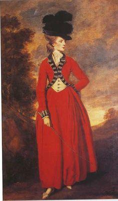 Lady Georgiana Spencer Cavendish, Duchess of Devonshire