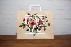 Love Me, Possess Me Paperbag Design by Sidney Lim