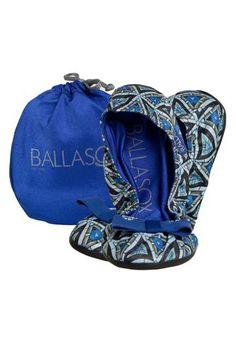 Sapatilha Ballasox Delicate Azul Tenho e super recomendo!  Parece estamos sem nada nos pés!