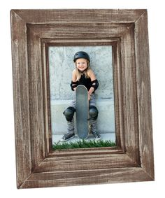 Take a look at this Weathered Frame today!