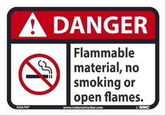 Considerate No Smoking Sign Self Adhesive Pvc Plate Card Wall Mount Window Entrance Door Non-smoking Label Smoke Plastic Signage Sticker Tag Labels, Indexes & Stamps