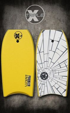 "Triple X 44"" Prowler Bodyboard AST Colors"
