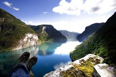The trip is offered all year, takes around nine hours and passes through some of the most beautiful landscapes in Fjord Norway. The trip comprises a fjord tour, the Bergen Railway and Flåm Railway and is Norway's most popular round trip. Norway in a nutshell® starts from the railway station in Bergen with a trip on the beautiful Bergen Railway from Bergen to Voss. Bergen Railway is the highest altitude railway in Northern Europe, and around 100 kilometres of the line run through wild mou...