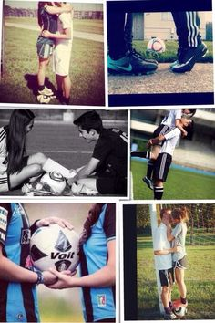 17 best cute soccer couples images in 2016 Cute Soccer Couples, Sports Couples, Cute Couples Teenagers, Cute Couples Cuddling, Cute Couples Texts, Cute Couples Goals, Couple Goals, Soccer Relationships, Boyfriend Goals Relationships
