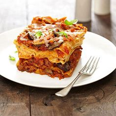 Lasagna is always a family favorite. Plus, it has endless possibilities for customization. Set your usual lasagna recipe aside for the night and give this sausage and veggie dish a try.